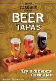 Brains Beer Tapas
