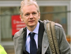 Julian Assange - former pupil of.....?