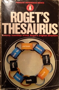 My School Thesaurus No connection with Roger's Profanisaurus