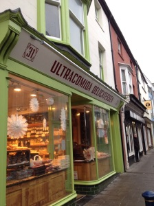 Ultracomida Aberystwyth - the finest Tapas in West Wales