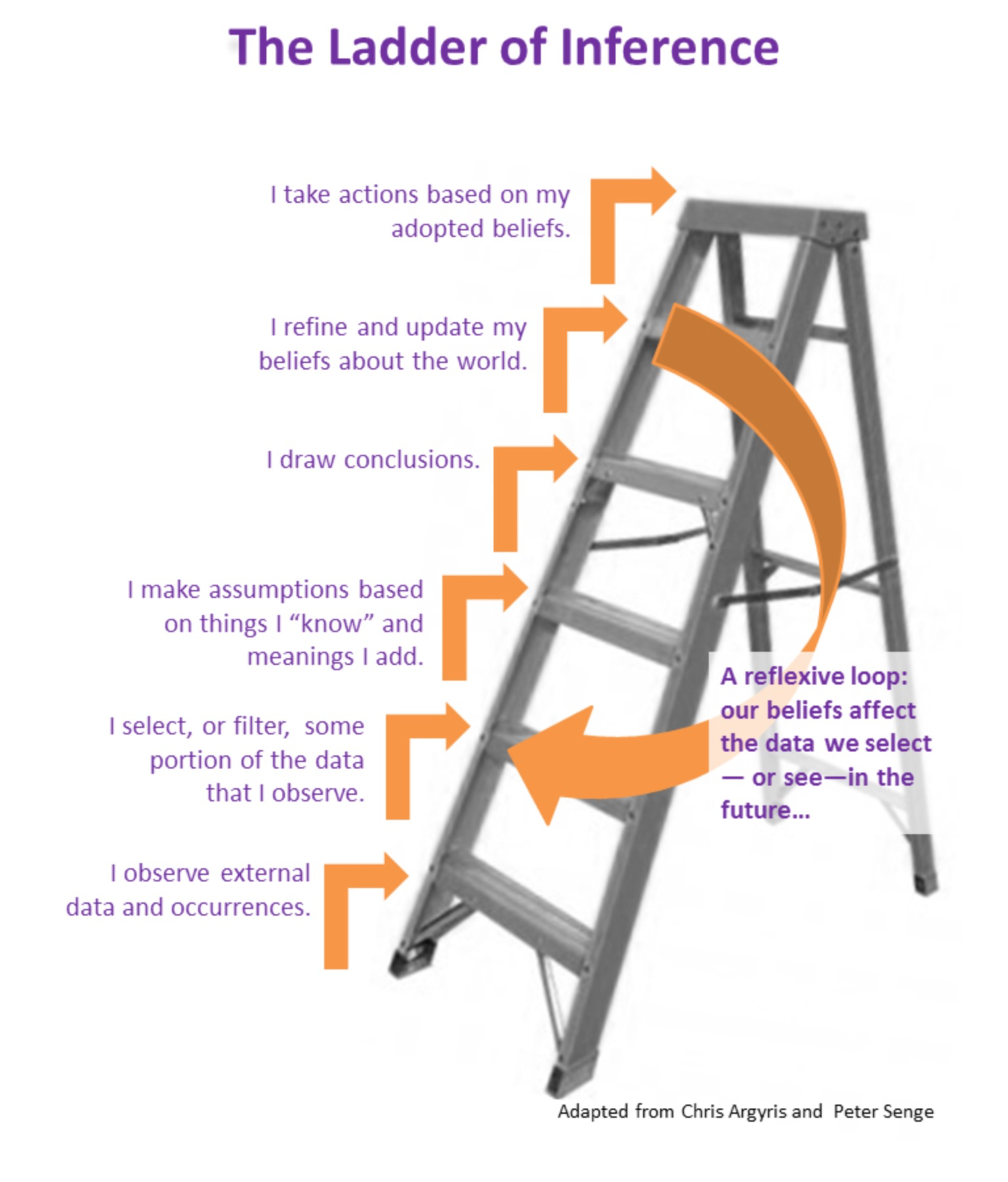 THE LADDER OF INFERENCE EPUB