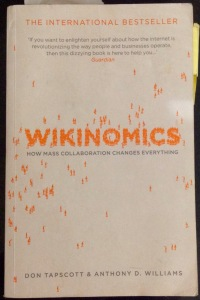 Wikinomics - I've owned several copies