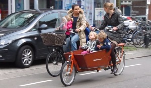 An alternative to the SUV on the school run